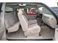 2007 Chevrolet Silverado 1500 Tan Interior Interior Photo