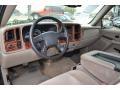 2007 Chevrolet Silverado 1500 Tan Interior Prime Interior Photo