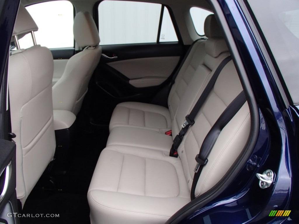 2013 mazda cx 5 grand touring rear seat photo 78149106