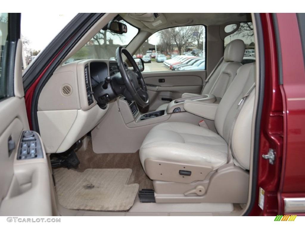 Neutral Shale Interior 2004 Gmc Yukon Slt Photo 78150561 Gtcarlot Com