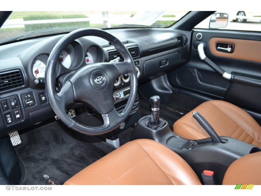 Toyota Mr2 Spyder Interior The Image