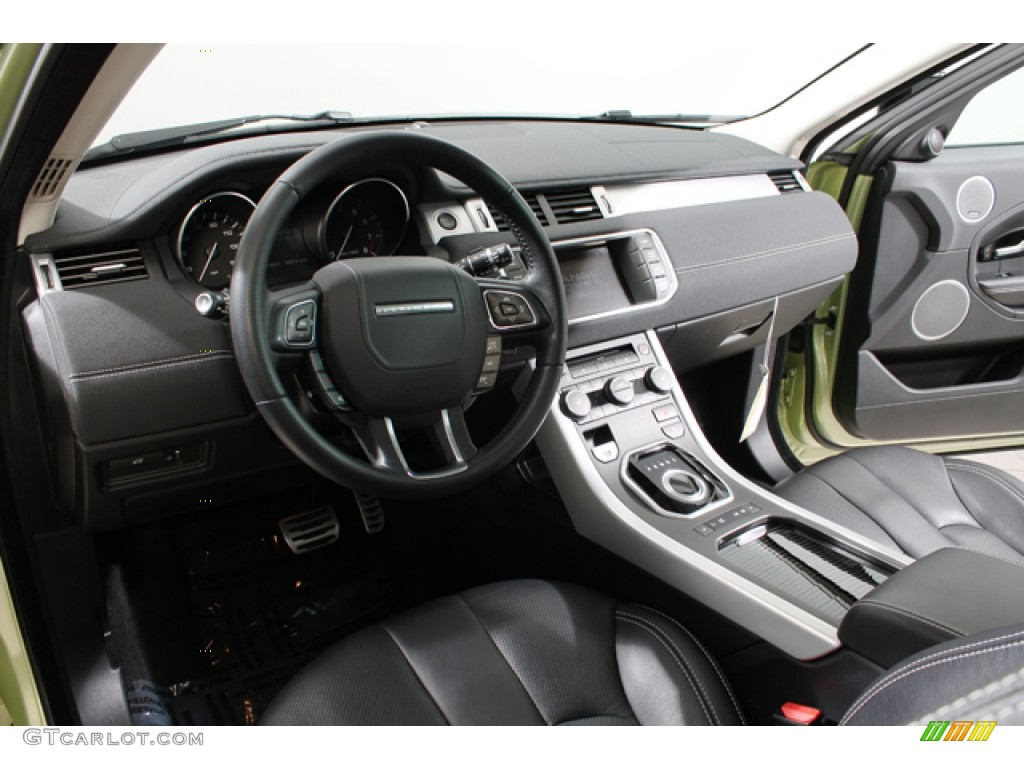 2012 land rover range rover evoque coupe dynamic interior photos. Black Bedroom Furniture Sets. Home Design Ideas