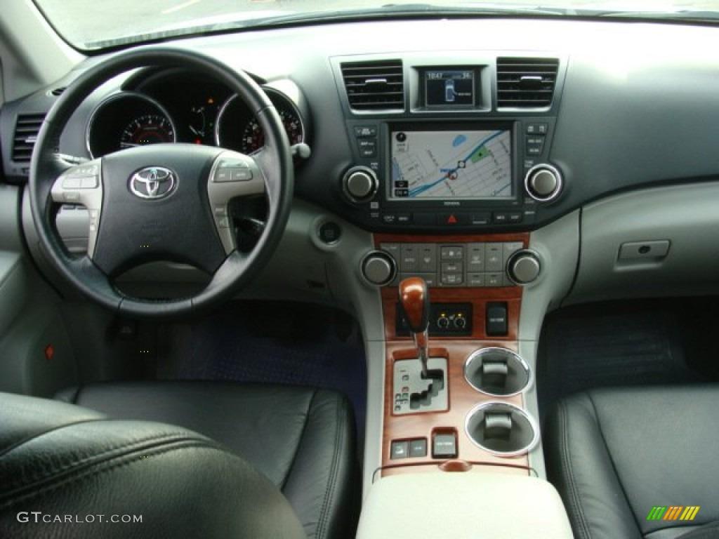 2010 Black Toyota Highlander Limited 4wd 78121961 Photo 9 Car Color Galleries