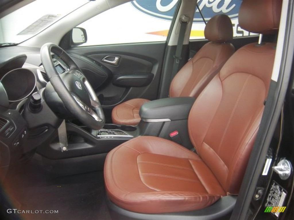 2011 Hyundai Tucson Limited Interior Photos