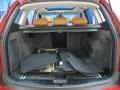 2010 BMW X3 Saddle Brown Interior Trunk Photo