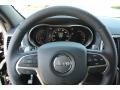 Morocco Black Steering Wheel Photo for 2014 Jeep Grand Cherokee #78175770