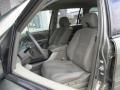 2007 Honda Pilot Olive Interior Front Seat Photo