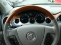 2008 Carbon Black Metallic Buick Enclave CXL  photo #21