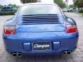 2007 Cobalt Blue Metallic Porsche 911 Carrera S Coupe  photo #4