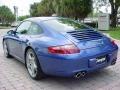 2007 Cobalt Blue Metallic Porsche 911 Carrera S Coupe  photo #5