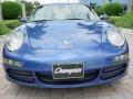2007 Cobalt Blue Metallic Porsche 911 Carrera S Coupe  photo #8