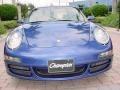 2007 Cobalt Blue Metallic Porsche 911 Carrera S Coupe  photo #9