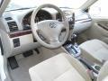 2006 XL7 Beige Interior