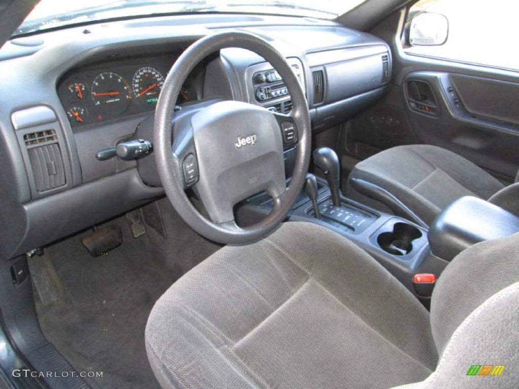 Agate interior 2001 jeep grand cherokee laredo 4x4 photo - Jeep grand cherokee laredo interior ...
