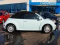 2005 Aquarius Blue Volkswagen New Beetle GLS Convertible #78181138