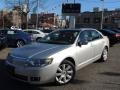 Brilliant Silver Metallic 2009 Lincoln MKZ AWD Sedan