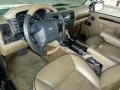 Bahama Beige 2001 Land Rover Discovery II Interiors