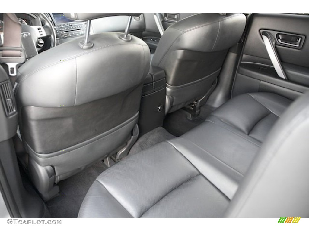 2005 infiniti fx 35 awd interior color photos. Black Bedroom Furniture Sets. Home Design Ideas