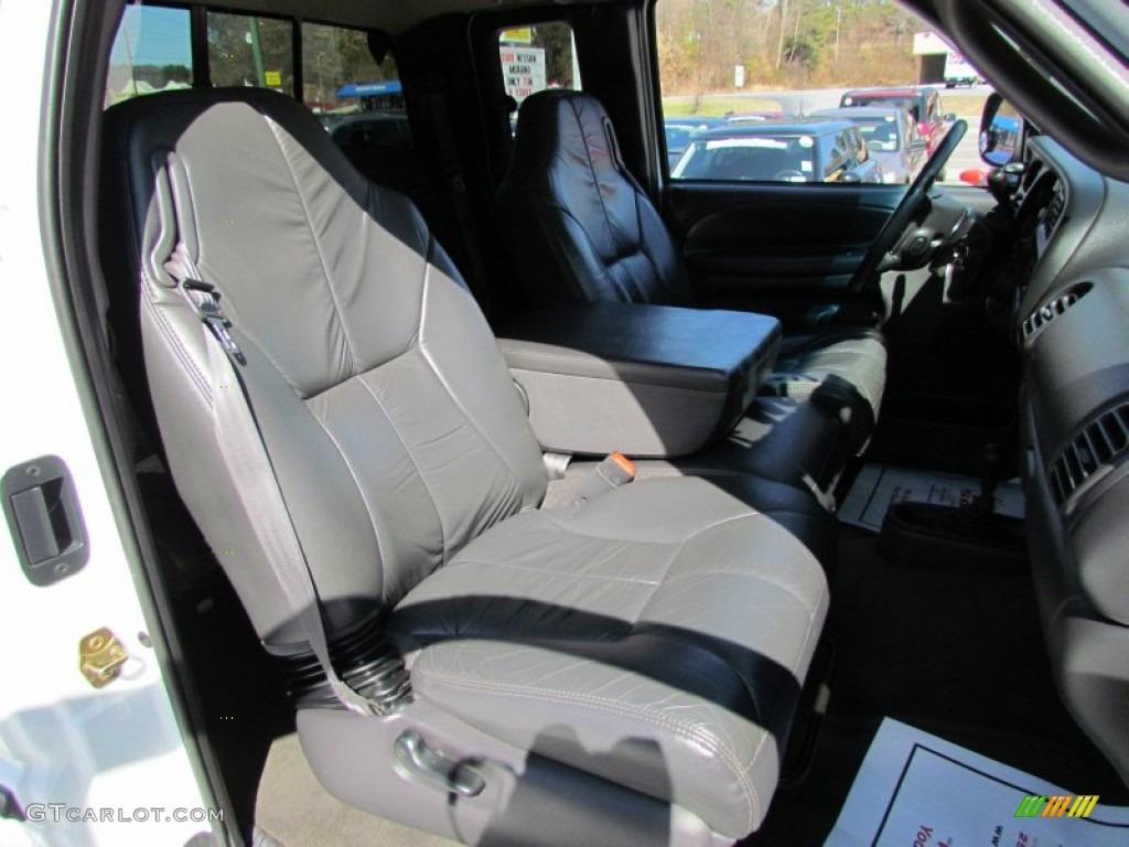2001 Dodge Ram 1500 Slt Club Cab 4x4 Interior Photo