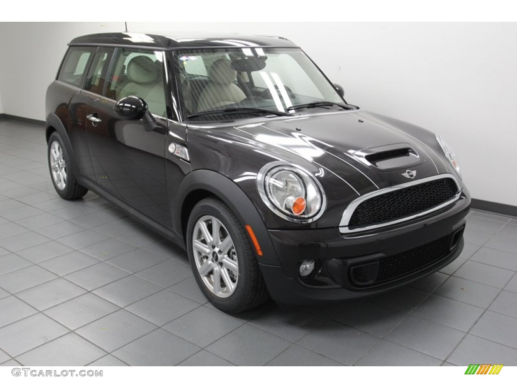 2013 iced chocolate metallic mini cooper s clubman. Black Bedroom Furniture Sets. Home Design Ideas