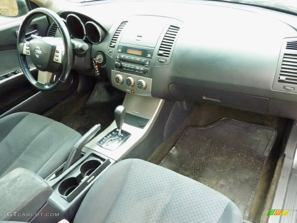 2005 Nissan Altima 2 5 S Dashboard Photos