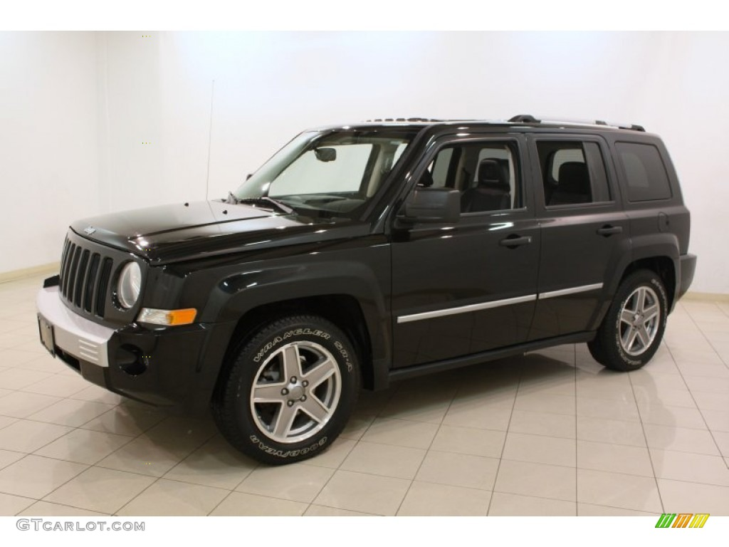 2008 jeep patriot limited 4x4 exterior photos. Black Bedroom Furniture Sets. Home Design Ideas