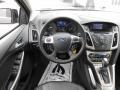 2012 Tuxedo Black Metallic Ford Focus SEL Sedan  photo #20