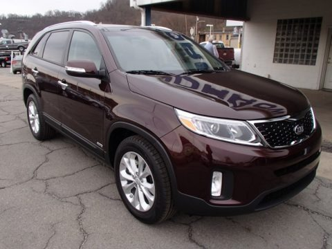2014 kia sorento data info and specs. Black Bedroom Furniture Sets. Home Design Ideas