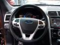 Pecan/Charcoal Steering Wheel Photo for 2011 Ford Explorer #78241420