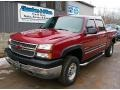Sport Red Metallic 2005 Chevrolet Silverado 2500HD Gallery