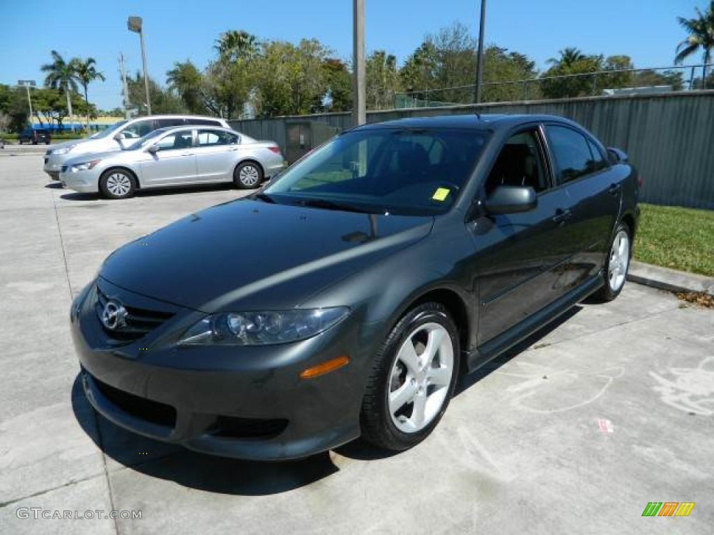 2005 mazda mazda6 i sport hatchback exterior photos. Black Bedroom Furniture Sets. Home Design Ideas