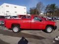 2013 Victory Red Chevrolet Silverado 1500 Work Truck Regular Cab  photo #5