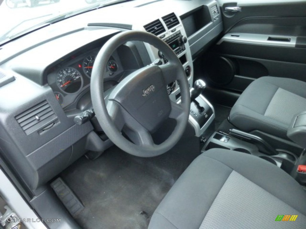 2008 jeep compass sport 4x4 interior color photos. Black Bedroom Furniture Sets. Home Design Ideas