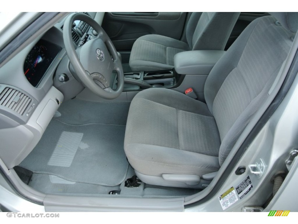 stone gray interior 2006 toyota camry le photo 78244350. Black Bedroom Furniture Sets. Home Design Ideas