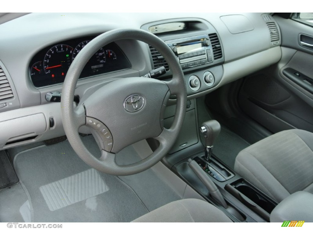 stone gray interior 2006 toyota camry le photo 78244678. Black Bedroom Furniture Sets. Home Design Ideas