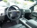 Black 2005 Ford F150 Interiors