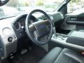 2005 Ford F150 Black Interior Prime Interior Photo
