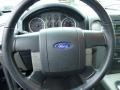 Black Steering Wheel Photo for 2005 Ford F150 #78248269