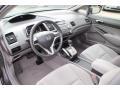 Gray 2010 Honda Civic Interiors