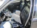 1999 Cadillac DeVille Black Interior Front Seat Photo
