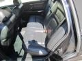 1999 Cadillac DeVille Black Interior Rear Seat Photo