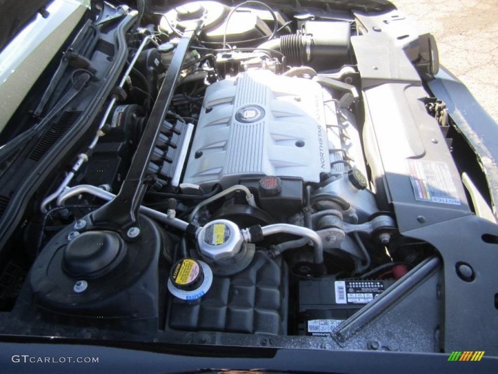 1999 Cadillac DeVille Sedan 4.6L Northstar 32 Valve V8 ...