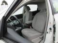Gray 2008 Nissan Rogue Interiors