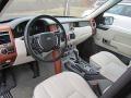 Ivory/Aspen 2006 Land Rover Range Rover Interiors