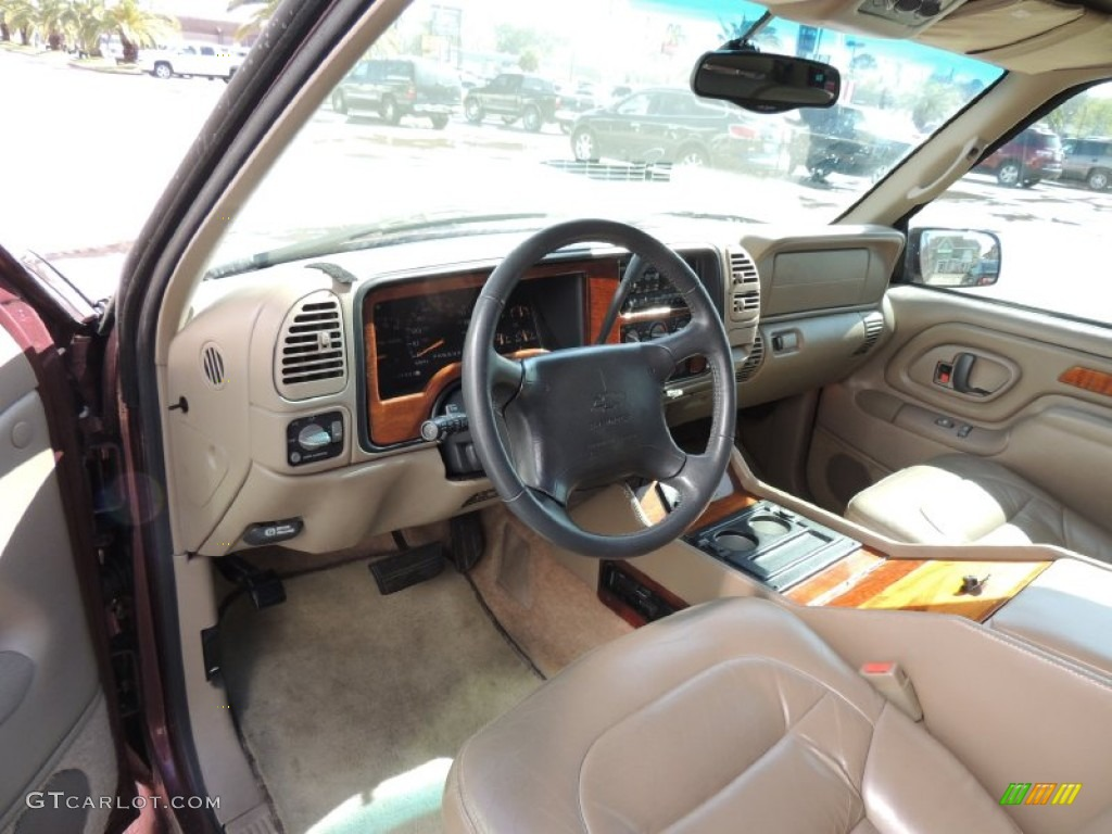 2001 Chevy Suburban Images