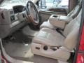 Medium Parchment Beige Interior Photo for 2003 Ford F250 Super Duty #78253066