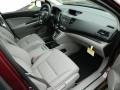 2013 Basque Red Pearl II Honda CR-V EX-L  photo #13