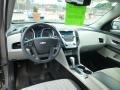 Jet Black/Light Titanium Dashboard Photo for 2010 Chevrolet Equinox #78256336