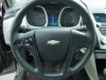 Jet Black/Light Titanium Steering Wheel Photo for 2010 Chevrolet Equinox #78256400