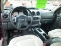 Taupe Prime Interior Photo for 2002 Jeep Liberty #78256795